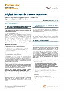 Thomson Reuters-Digital Business in Turkey Overview